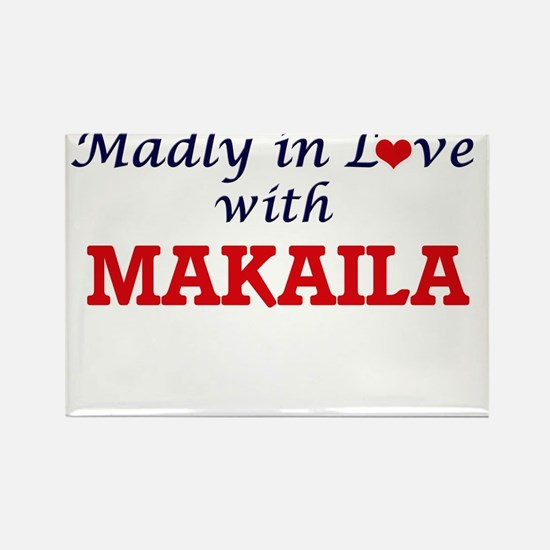 Madly in Love with Makaila Magnets