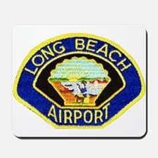Long Beach Airport PD Mousepad