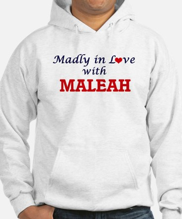 Madly in Love with Maleah Hoodie