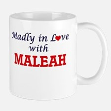 Madly in Love with Maleah Mugs