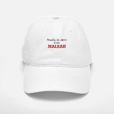 Madly in Love with Maleah Baseball Baseball Cap