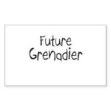 Future Grenadier Rectangle Decal