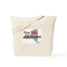 New York State Tote Bag
