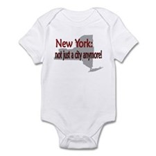 New York State Infant Bodysuit