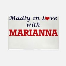 Madly in Love with Marianna Magnets