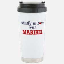 Madly in Love with Mari Travel Mug