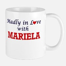 Madly in Love with Mariela Mugs