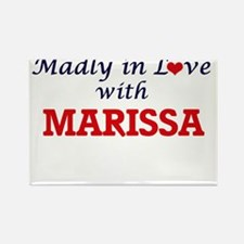 Madly in Love with Marissa Magnets