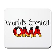 Oma Mousepad