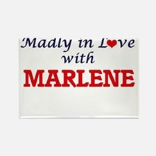 Madly in Love with Marlene Magnets