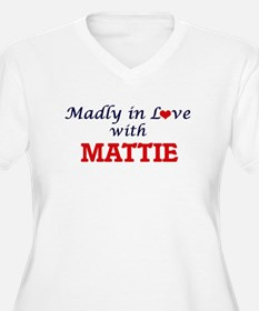 Madly in Love with Mattie Plus Size T-Shirt