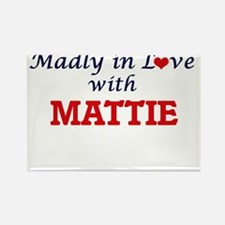 Madly in Love with Mattie Magnets