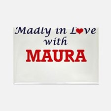 Madly in Love with Maura Magnets