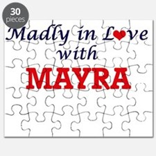 Madly in Love with Mayra Puzzle