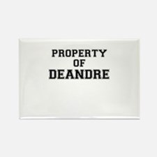 Property of DEANDRE Magnets