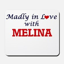 Madly in Love with Melina Mousepad