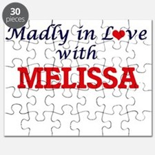 Madly in Love with Melissa Puzzle
