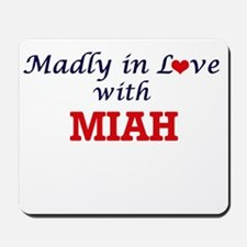 Madly in Love with Miah Mousepad
