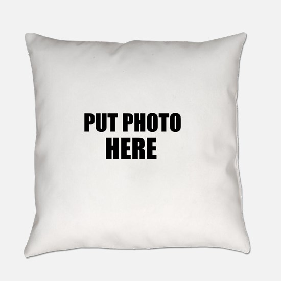Customize Everyday Pillow