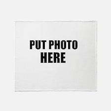 Customize Throw Blanket