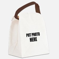 Customize Canvas Lunch Bag