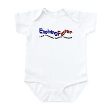 EvolvingFaster Infant Bodysuit
