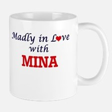 Madly in Love with Mina Mugs