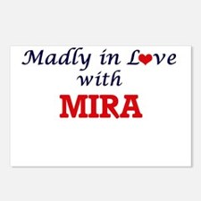 Madly in Love with Mira Postcards (Package of 8)