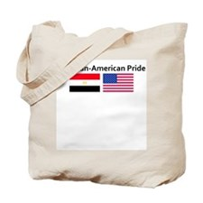 Egyptian American Pride Tote Bag