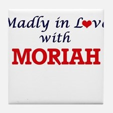 Madly in Love with Moriah Tile Coaster