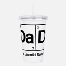 Dad: The Essential Ele Acrylic Double-wall Tumbler