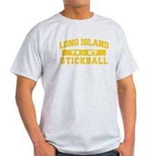 Long Island Stickball T-Shirt
