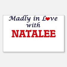 Madly in Love with Natalee Decal