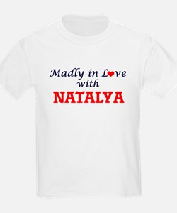 Madly in Love with Natalya T-Shirt