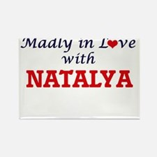 Madly in Love with Natalya Magnets