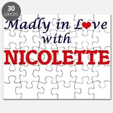 Madly in Love with Nicolette Puzzle