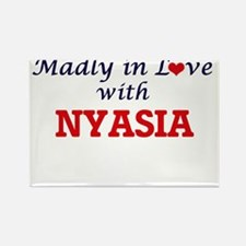 Madly in Love with Nyasia Magnets