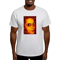 Rage Ash Grey T-Shirt