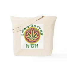 High Life Tote Bag