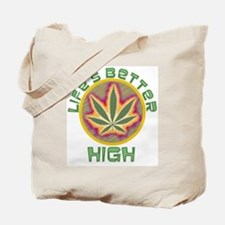 High Life Tote Bag
