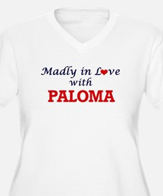 Madly in Love with Paloma Plus Size T-Shirt