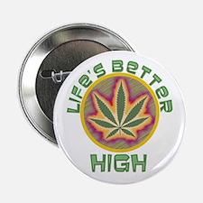 """High Life 2.25"""" Button"""