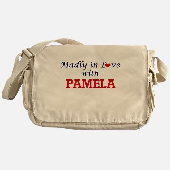 Madly in Love with Pamela Messenger Bag