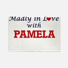 Madly in Love with Pamela Magnets