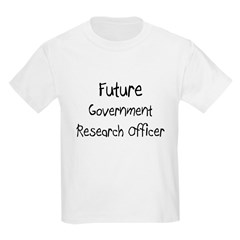 Future Government Research Officer T-Shirt