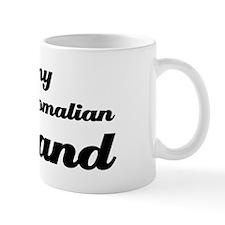 I love my Somalian Husband Small Mug