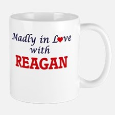 Madly in Love with Reagan Mugs
