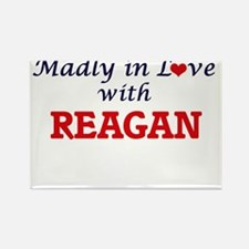 Madly in Love with Reagan Magnets