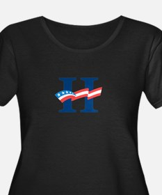Hillary Plus Size T-Shirt