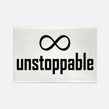 Infinity, Unstoppable Rectangle Magnet